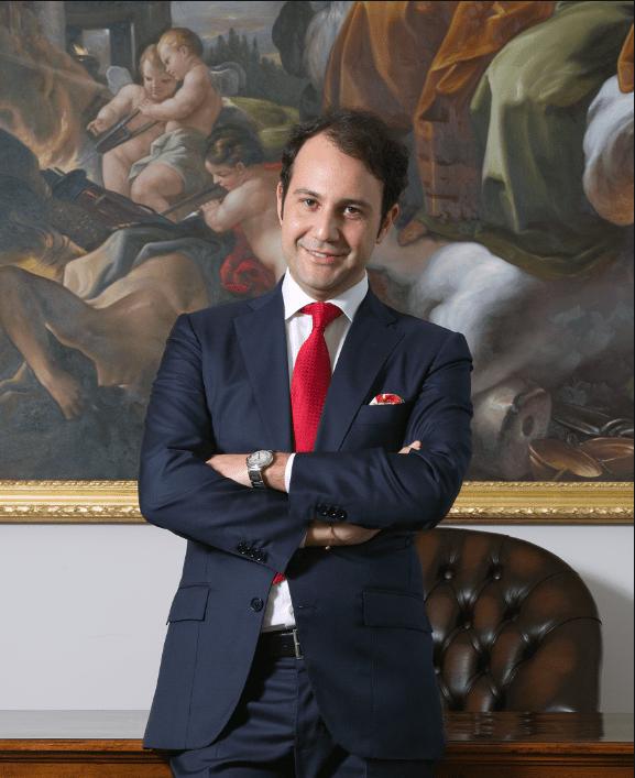 Danilo Iervolino - Presidente Pegaso