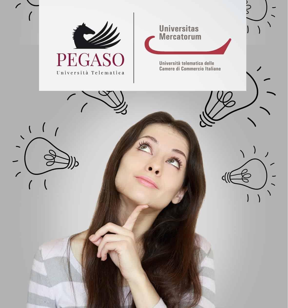 Studentessa Pegaso