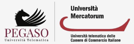 Pegaso Catania Università Telematica - ECP Vantaggio